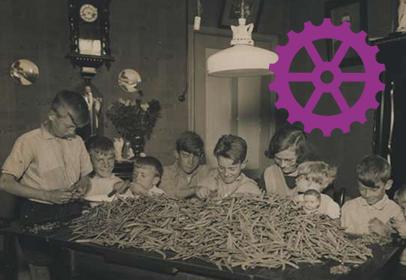 Thema Industrialisatie – Tuinders