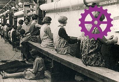 Thema Industrialisatie – Verloren industrie